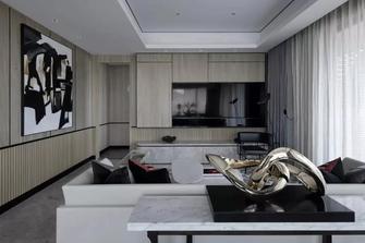 20万以上140平米三现代简约风格客厅装修图片大全