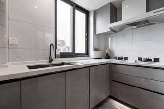 豪华型120平米三现代简约风格厨房欣赏图