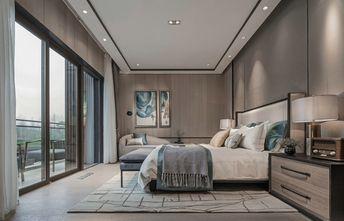 140平米复式港式风格卧室图片大全