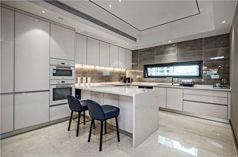 140平米四室三厅美式风格厨房图片大全