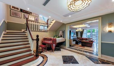 140平米四室两厅美式风格楼梯间装修效果图