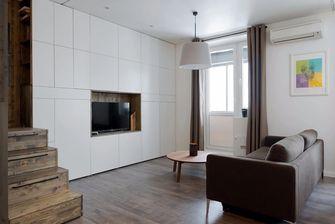 5-10万40平米小户型欧式风格客厅图片大全