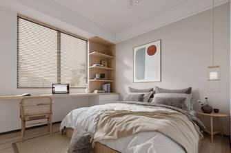 100平米三室两厅日式风格卧室装修案例