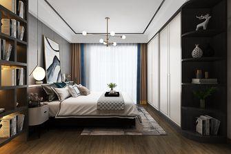 经济型140平米三室两厅轻奢风格卧室图