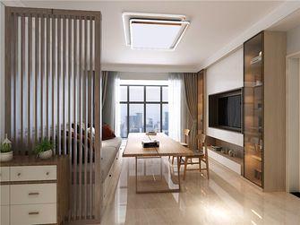 富裕型120平米三北欧风格客厅设计图
