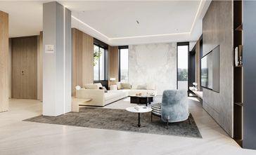 15-20万140平米三室四厅现代简约风格客厅图片