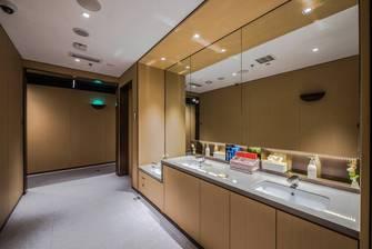 20万以上140平米公装风格卫生间欣赏图