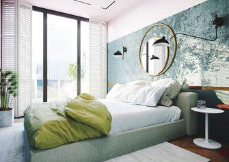 5-10万50平米小户型田园风格卧室欣赏图