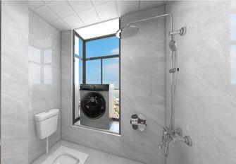 10-15万130平米三室两厅现代简约风格卫生间装修图片大全