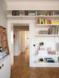 5-10万50平米一室一厅田园风格书房图