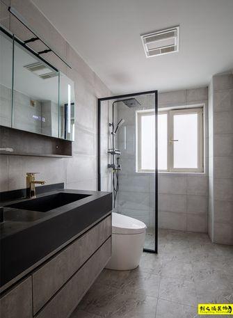 5-10万80平米现代简约风格卫生间装修案例