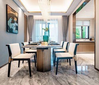 20万以上140平米复式中式风格餐厅装修图片大全