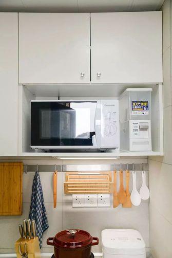 5-10万60平米一室一厅日式风格厨房效果图