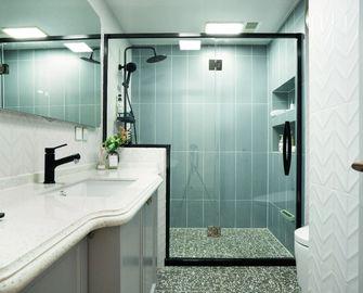 100平米三室一厅欧式风格卫生间装修效果图