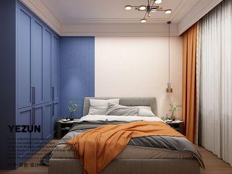 富裕型140平米四混搭风格卧室欣赏图