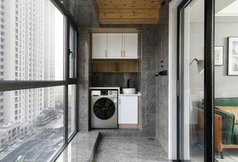 经济型140平米四室两厅北欧风格阳台设计图