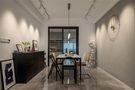 富裕型120平米三室两厅混搭风格餐厅设计图