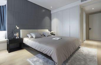 20万以上100平米现代简约风格卧室图片大全