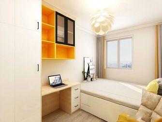 3-5万80平米北欧风格卧室设计图