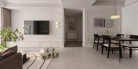 豪华型130平米四室一厅轻奢风格客厅装修案例