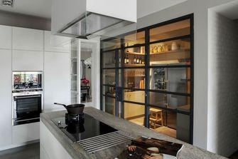 富裕型140平米复式欧式风格厨房欣赏图