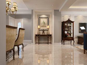 15-20万130平米三室两厅美式风格玄关设计图
