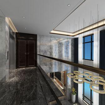 豪华型140平米别墅轻奢风格玄关装修效果图