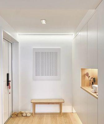 90平米三室两厅北欧风格走廊图片大全
