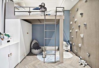 豪华型140平米别墅法式风格青少年房图片