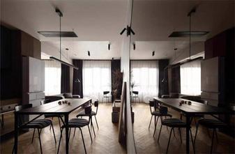 10-15万50平米小户型工业风风格厨房图片大全