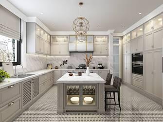 20万以上140平米别墅欧式风格厨房装修案例
