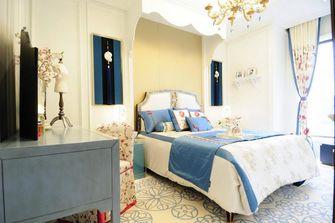 15-20万120平米三新古典风格卧室装修效果图