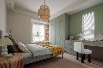 20万以上120平米三室两厅北欧风格卧室装修案例