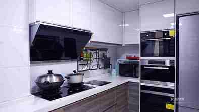 豪华型140平米四中式风格厨房效果图