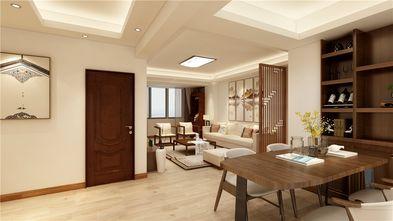 20万以上130平米三室两厅现代简约风格餐厅欣赏图