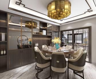 豪华型140平米四室两厅中式风格餐厅图