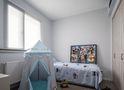 70平米现代简约风格卧室图片