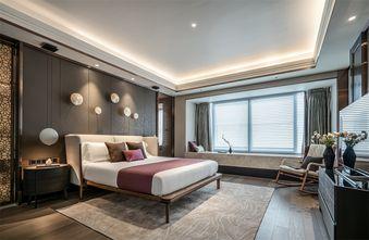20万以上120平米三室一厅中式风格卧室图片