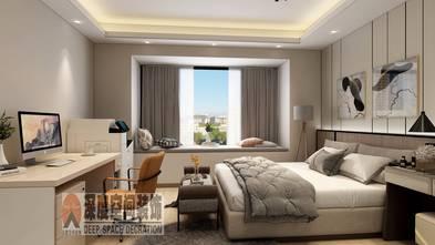 10-15万140平米四室三厅现代简约风格卧室效果图