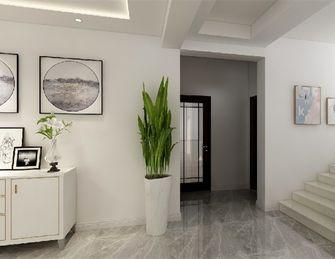 140平米别墅混搭风格玄关设计图