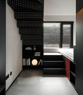 经济型50平米复式现代简约风格楼梯间欣赏图
