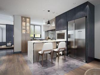 经济型140平米四现代简约风格厨房欣赏图