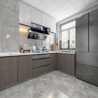 140平米四室三厅中式风格厨房图片