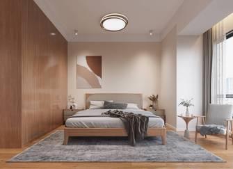 豪华型110平米四北欧风格卧室图片