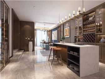 豪华型140平米别墅中式风格餐厅图片大全