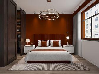 10-15万130平米三室两厅混搭风格卧室欣赏图