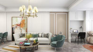 15-20万100平米三美式风格客厅设计图