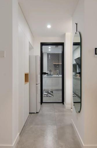 3-5万60平米一室一厅现代简约风格走廊图片大全
