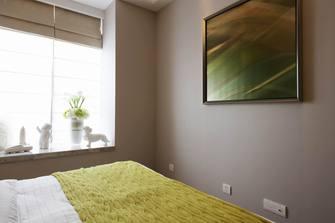 富裕型100平米三中式风格卧室欣赏图