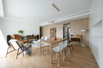 20万以上120平米四室两厅日式风格客厅效果图